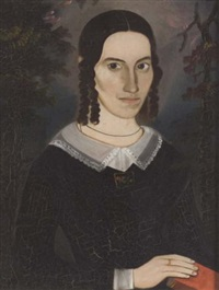 portrait of a rhode island lady by william w. kennedy