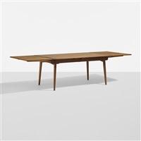 dining table, model at312 by hans j. wegner