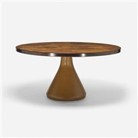 dining table by jorge zalszupin