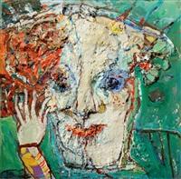 portrait de femme by simone picciotto