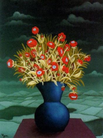 Rote blumen by josip generalic on artnet rote blumen by josip generalic thecheapjerseys Images