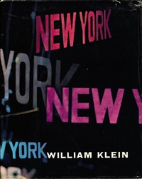 life is good & good for you in new york. trance witness revels. (book w/188 works, quarto, 1st edition) by william klein
