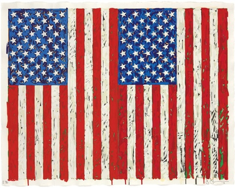 flags i by jasper johns