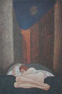 le sommeil et la ville by jacques cortellari