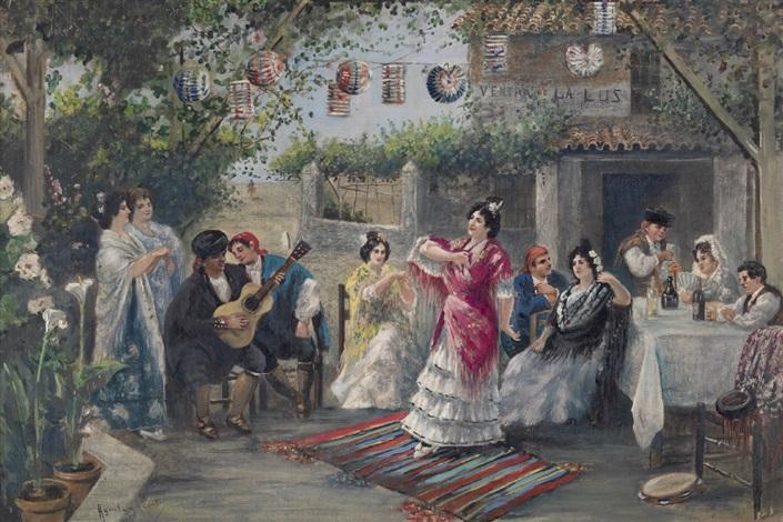 baile en la venta de la luz by adolfo aguila acosta