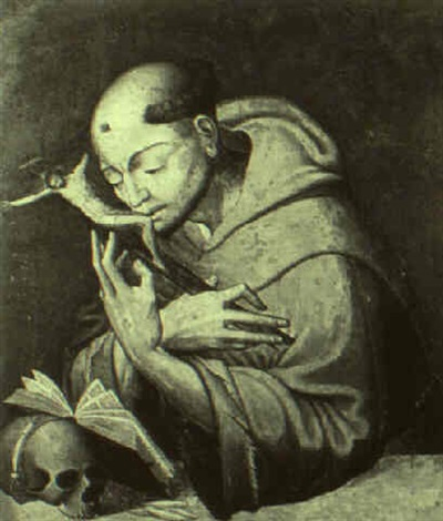 st francis by francisco pacheco