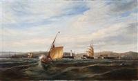 seascape by richard short