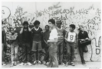 rock steady crew by henry chalfant
