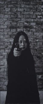 panel no. 6 (15 shots series) by xiao lu