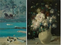 marine (+ 2 others, various sizes; 3 works) by martin bolle