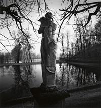 contemplation, parc st. cloud, france by michael kenna