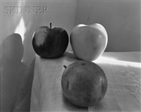 still life with apples by nicholas nixon