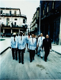 buena vista social club, la havane by youri lenquete