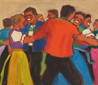 fröhliche tanzgesellschaft by lois alton