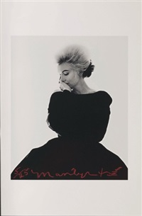 marilyn monroe by bert stern