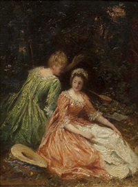 in arcady by thomas benjamin kennington