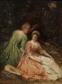 in arcady by thomas benjamin kennington