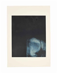 girl in blue jeans, from: blue jeans series by george segal