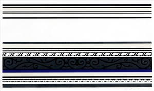 entablature ix by roy lichtenstein
