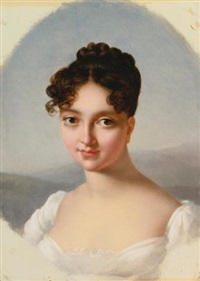 self-portrait by marie victoire jaquotot