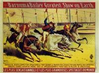 barnum & bailey - les plus sensationnels et les plus grandioses spectacles du monde by posters: circus