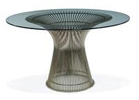 dining table base by warren platner