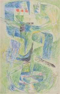 abstraction by georges collignon