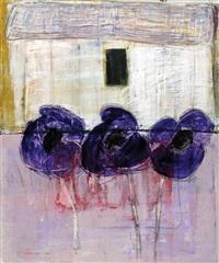 flowers by salah alkara