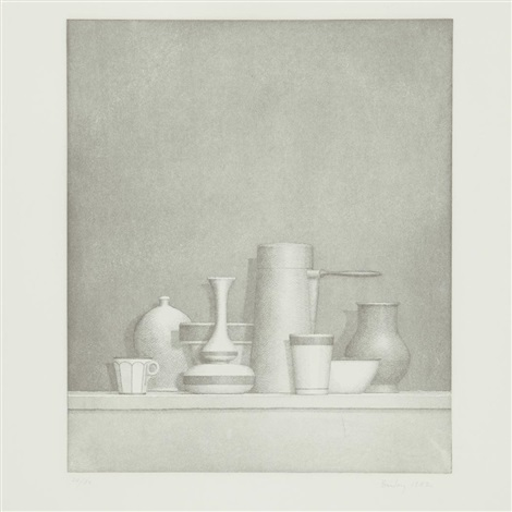 still life by william h bailey