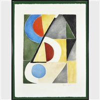 rythmes et couleurs by sonia delaunay-terk