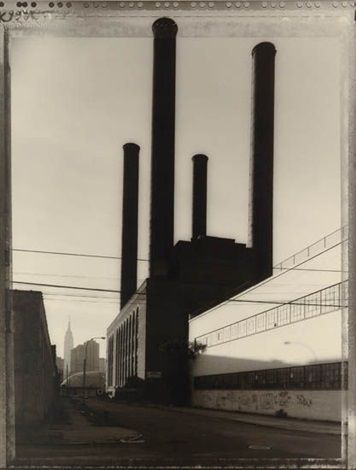 smoke stacks by tom baril