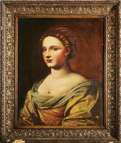 ritratto di dama by anonymous 18