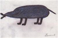 hund by anton dobay