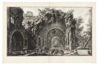 Veduta della fonte e delle Spelonche..., 1776