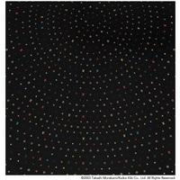 sphere (black) by takashi murakami