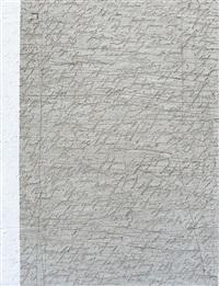 cemento con banda verticale by alfredo rapetti
