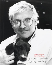 david hockney by jerry sohn