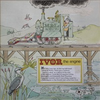ivor the engine by peter firmin