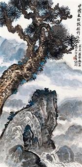 松石图 by xu beiting