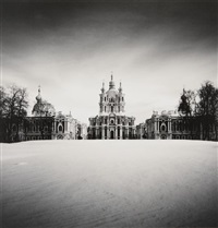 smoly monastery. st. petersburg by michael kenna