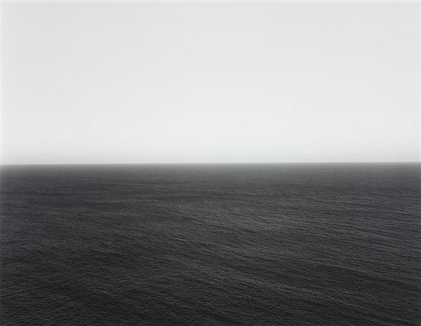 pacific ocean maui by hiroshi sugimoto