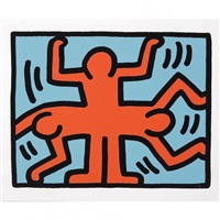 pop shop vi (1) by keith haring