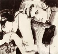 oscar and bosie by elizabeth peyton