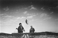 fishermen by rafael milach