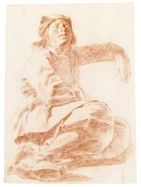 seated man by moses ter borch