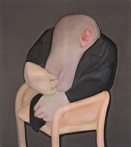 portrait by dieter krieg