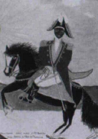 portrait de boisrond tonnerre by sénèque obin