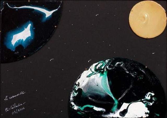 le cosmos by philippe sebastien