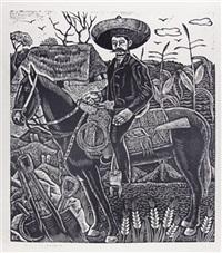 emiliano zapata by erasto cortes juarez
