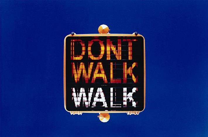 dont walk walk by marijke van warmerdam